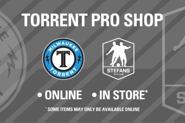 Torrent Pro Shop Merchandise