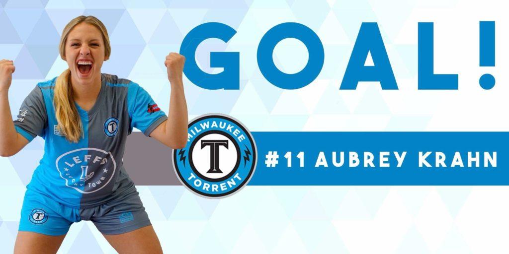 Aubrey Krahn Goal