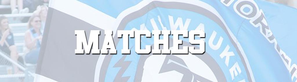 Milwaukee Torrent Matches