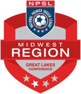 NPSL Midwest region logo